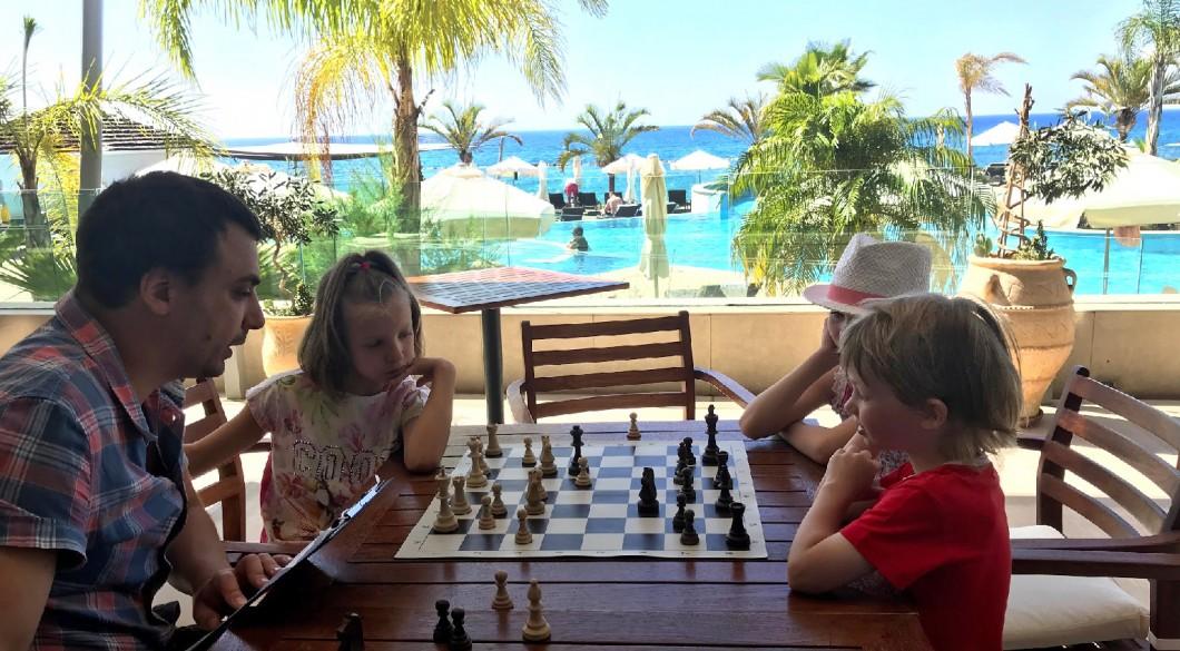 Завершились выездные сборы по шахматам!<br>