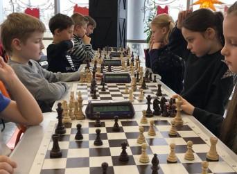 Матч по шахматам с Гимназией имени Е.М. Примакова