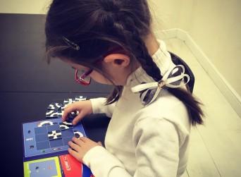 На занятиях по игроматике